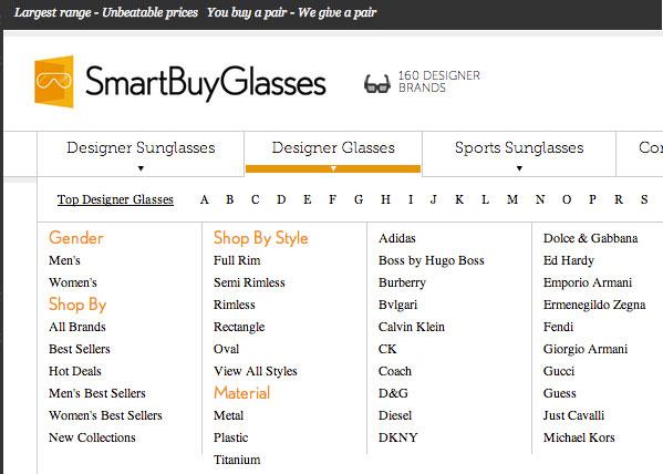 Kjøpsguide | SmartBuyGlasses Norge