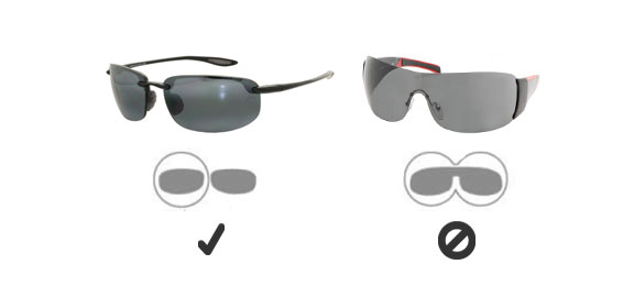 e12177d7afb12 Se você quiser que suas lentes sejam polarizadas ou de transição, então  você poderá optar pelas cores marrom e cinza.
