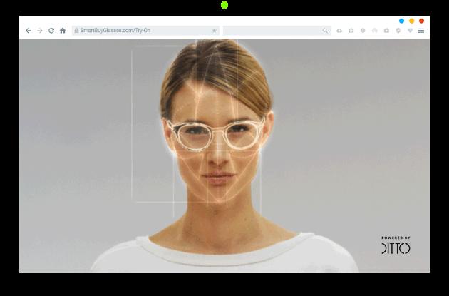 bons plans 2017 économiser matériaux de qualité supérieure Essai virtuel | EasyLunettes France Metropolitaine