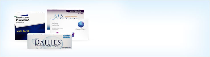 Multifocal Multifocal Contact Lenses Buy Online At