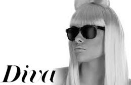 Os óculos de sol Diva são uma coleção especial de óculos que ainda é  bastante limitada na produção. Os estilos são intrincados com detalhes e  apelam a um ... 5ceab01a6e