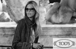 e7cac573fc907a L élégance et le luxe, deux mots qui définissent parfaitement la marque TODS.  La collection de lunettes de soleil TODS symbolise un style de vie.