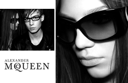 adde595f034 Alexander McQueen Glasses