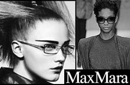 f91ecd0434a The Max Mara Eyeglass collection is a mouthwatering array of classic styles  and iconic design that is guaranteed to bring out your personality.