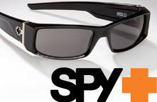 Os óculos de sol Spy combinam design retro-futurístico com inovação ótica e  podem ser ... 836614fd9a