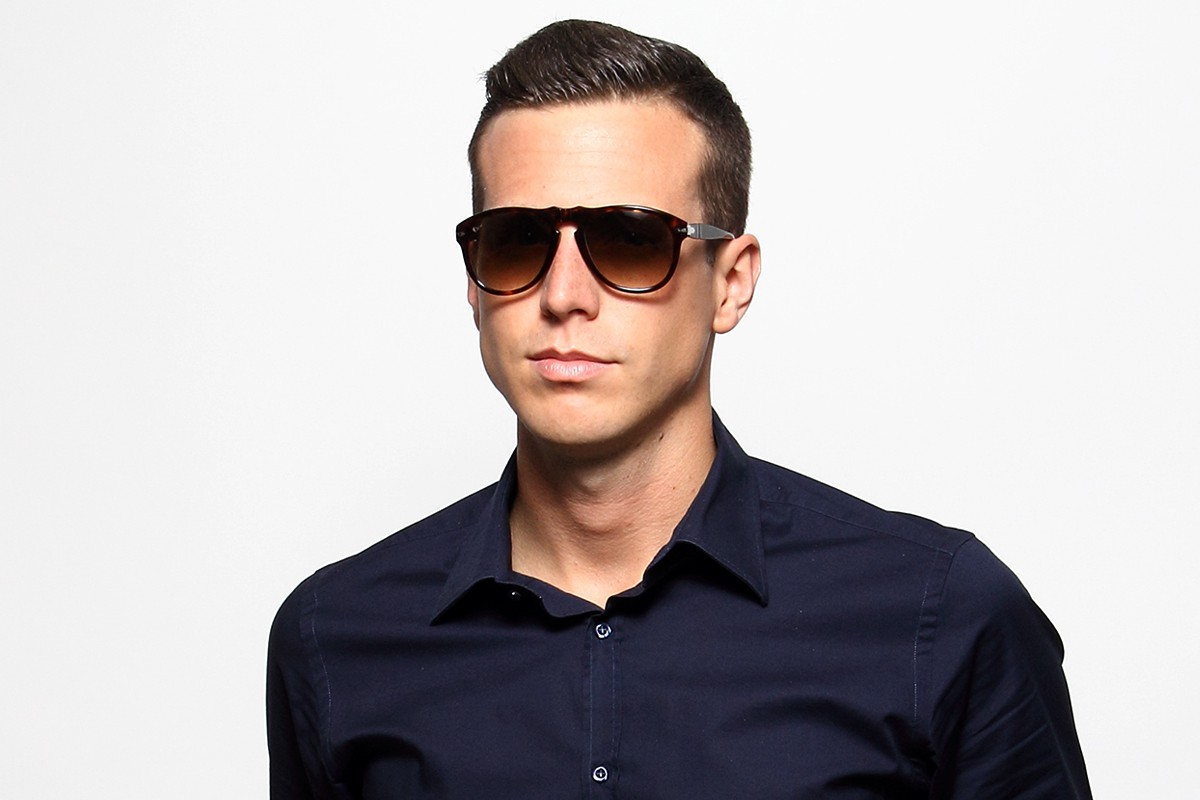ab2a9f16f6 Please activate Adobe Flash Player in order to use Virtual Try-On and try  again. Persol PO0649 ...